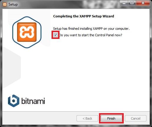 Install XAMPP-6